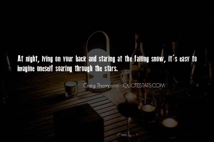 Quotes About Falling Stars #1849249