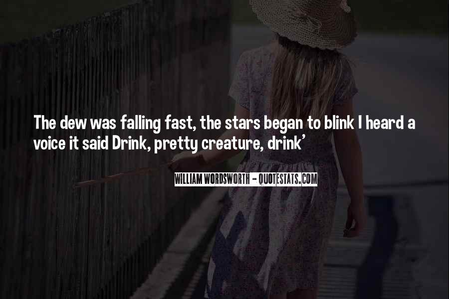 Quotes About Falling Stars #399523