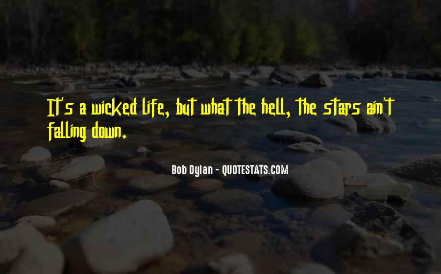 Quotes About Falling Stars #552492