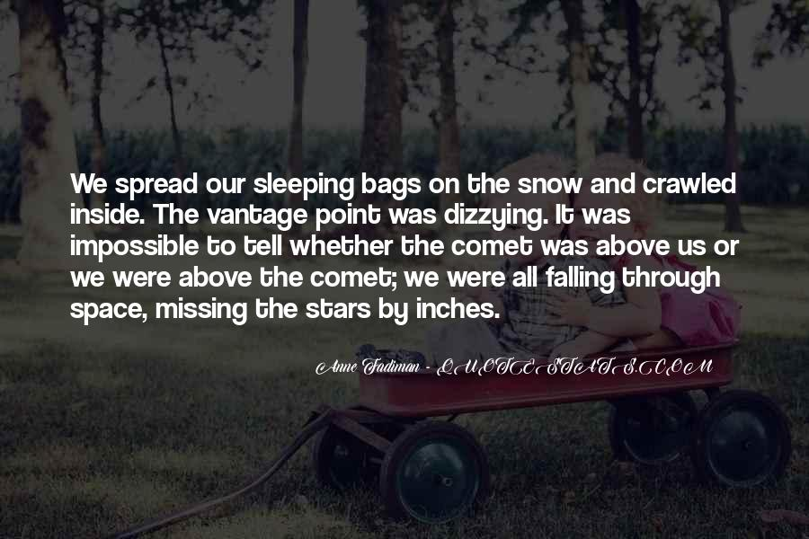 Quotes About Falling Stars #673301