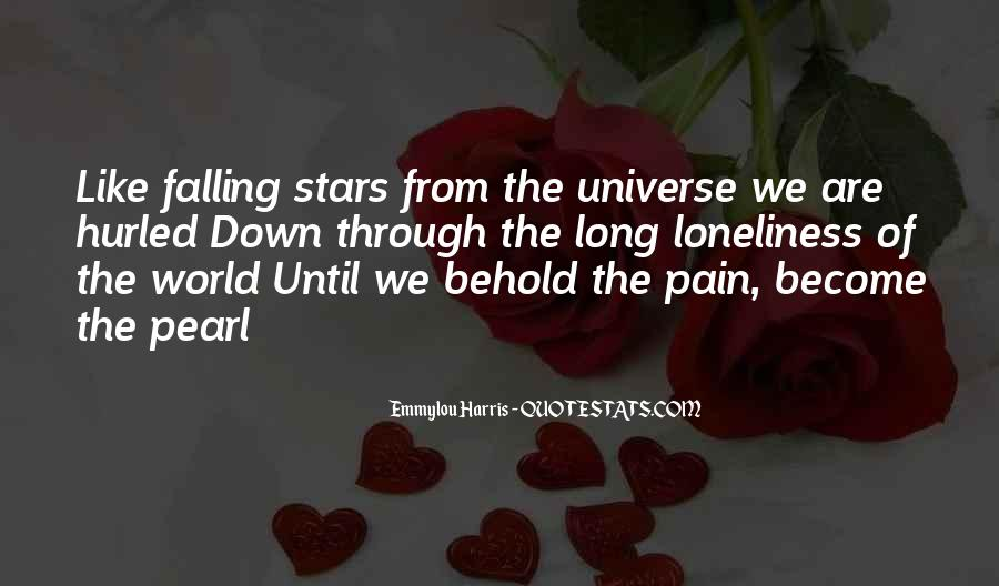Quotes About Falling Stars #722383