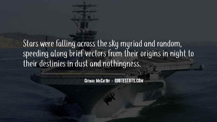 Quotes About Falling Stars #920427