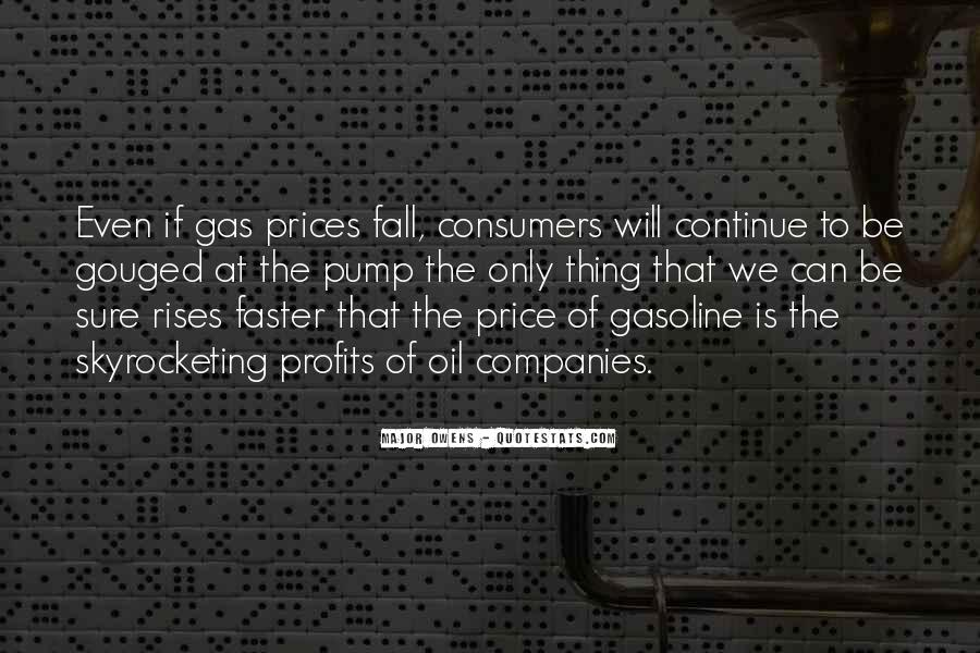 Quotes About Gasoline #2157