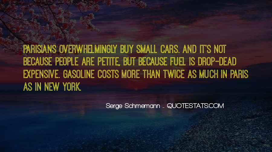 Quotes About Gasoline #221802
