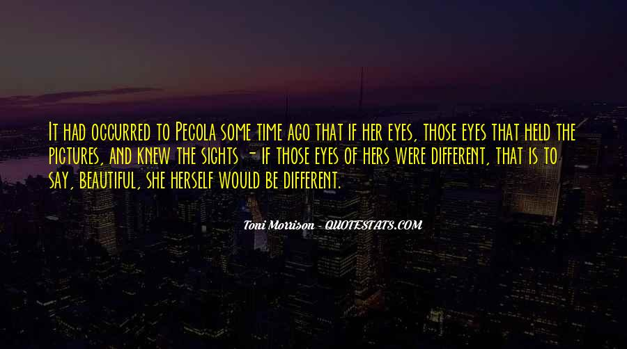 Quotes About Beautiful Eyes #104067