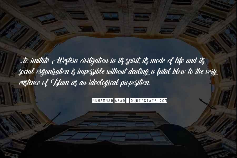 Quotes About Life Of Islam #143532