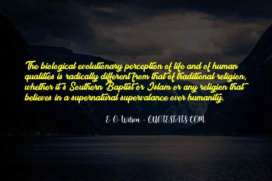Quotes About Life Of Islam #235129