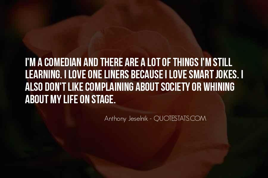 Quotes About Jokes On Life #496712