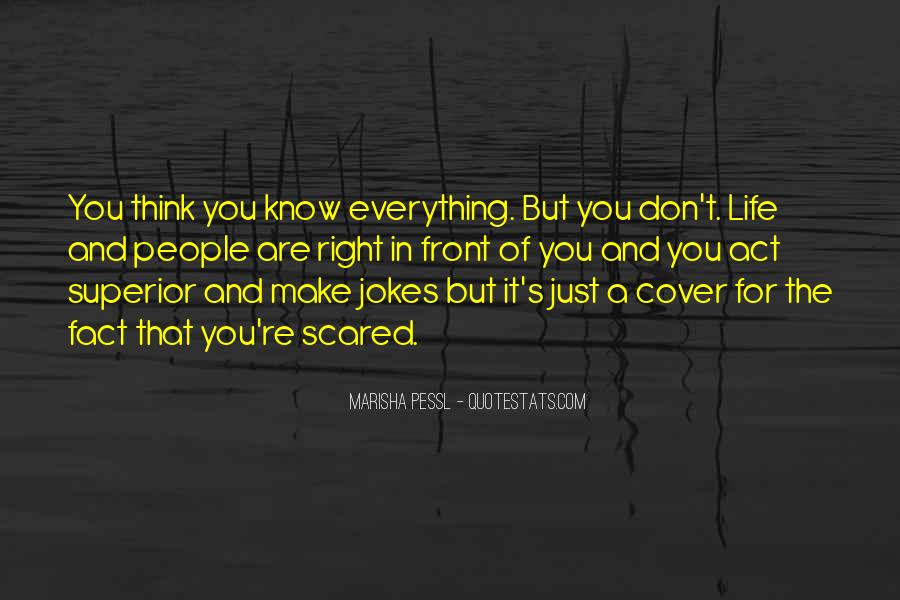 Quotes About Jokes On Life #813199