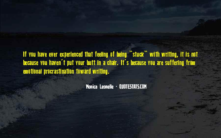Quotes About Being Stuck On Yourself #336002