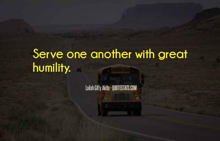 Quotes About Humanity And Helping Others #1016786