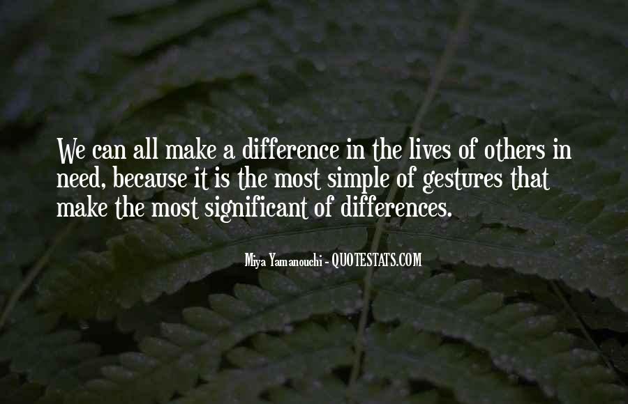 Quotes About Humanity And Helping Others #1399589