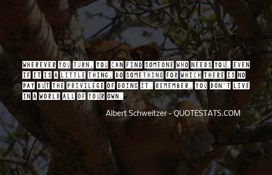 Quotes About Humanity And Helping Others #864121