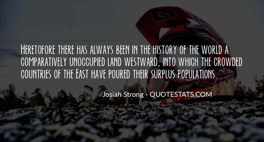 Quotes About Strong Countries #1305541