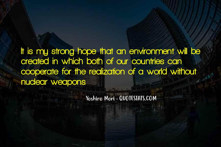 Quotes About Strong Countries #1375882
