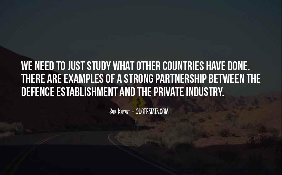 Quotes About Strong Countries #192733