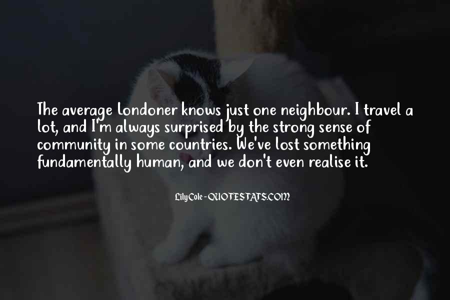 Quotes About Strong Countries #34979