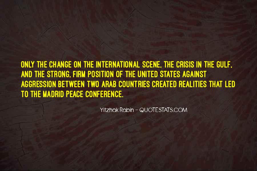 Quotes About Strong Countries #565938