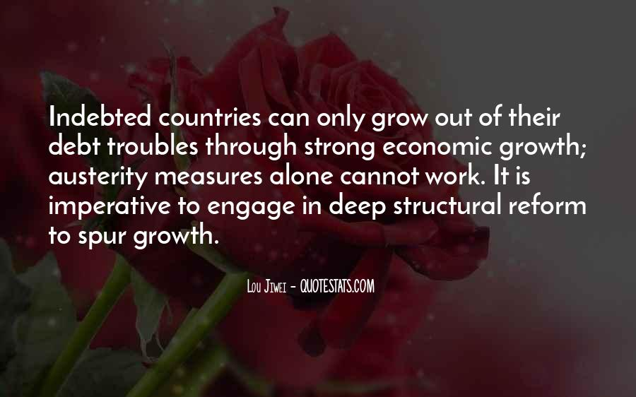 Quotes About Strong Countries #722649