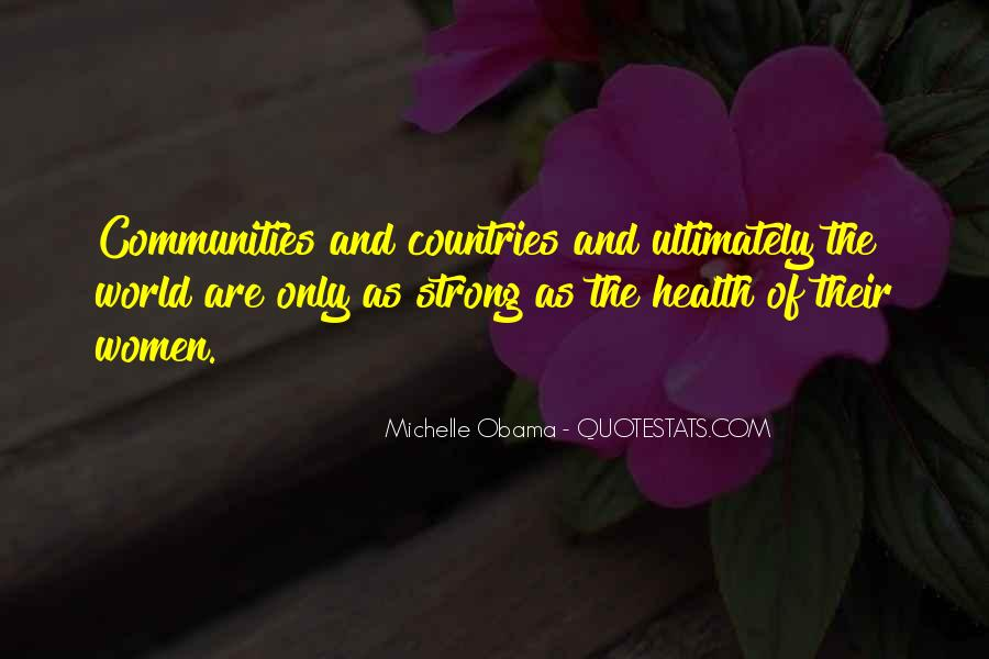 Quotes About Strong Countries #807130
