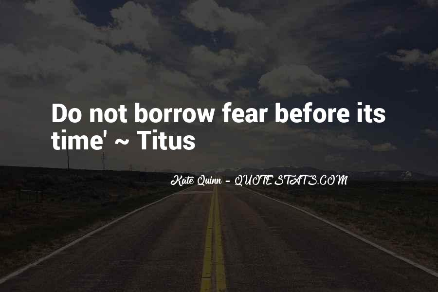Quotes About Quotes Titus #1696473