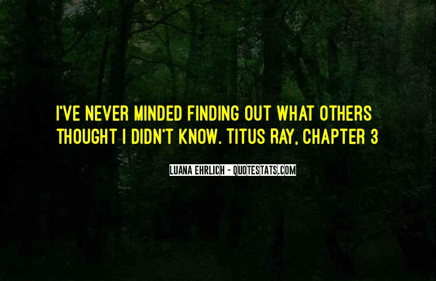 Quotes About Quotes Titus #222452