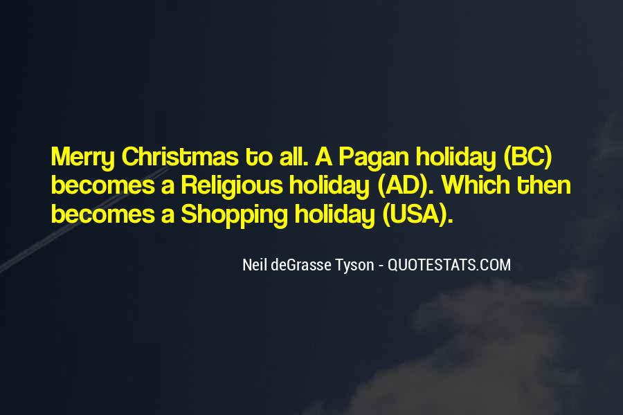 Quotes About Holiday Shopping #297266