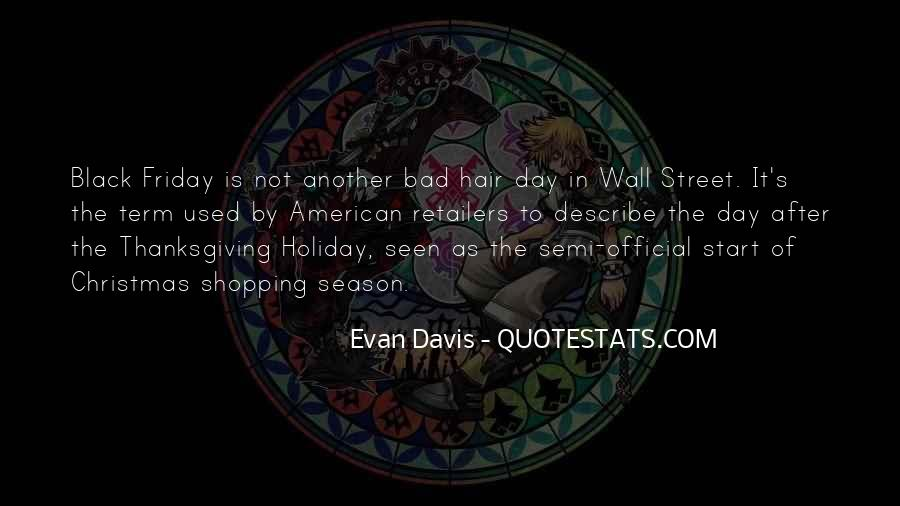 Quotes About Holiday Shopping #315689