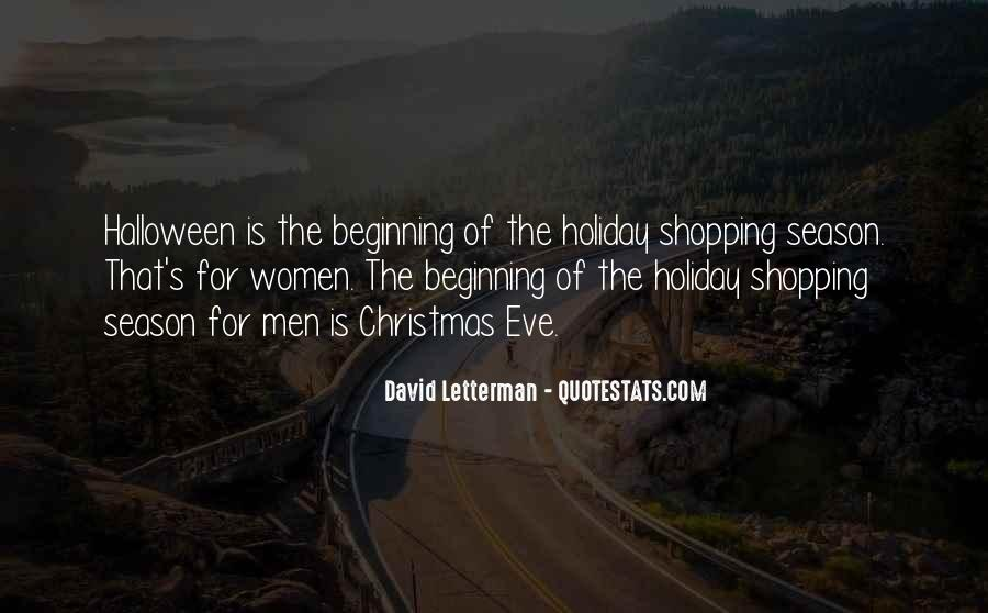 Quotes About Holiday Shopping #872441