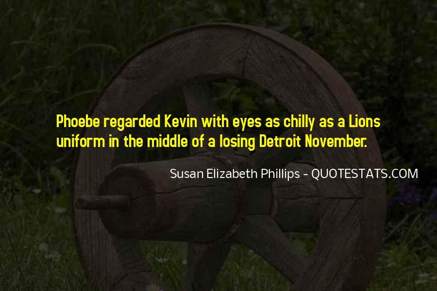 Quotes About The Detroit Lions #1739310