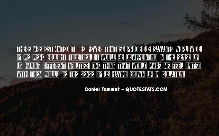 Quotes About Savants #355300