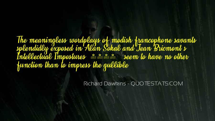 Quotes About Savants #619627