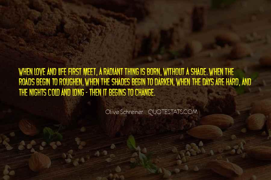 Quotes About Hard Days In Life #1782120
