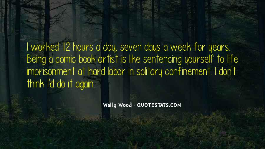 Quotes About Hard Days In Life #708334