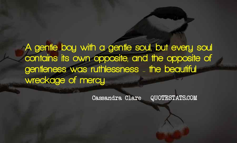 Quotes About Ruthlessness #1395453