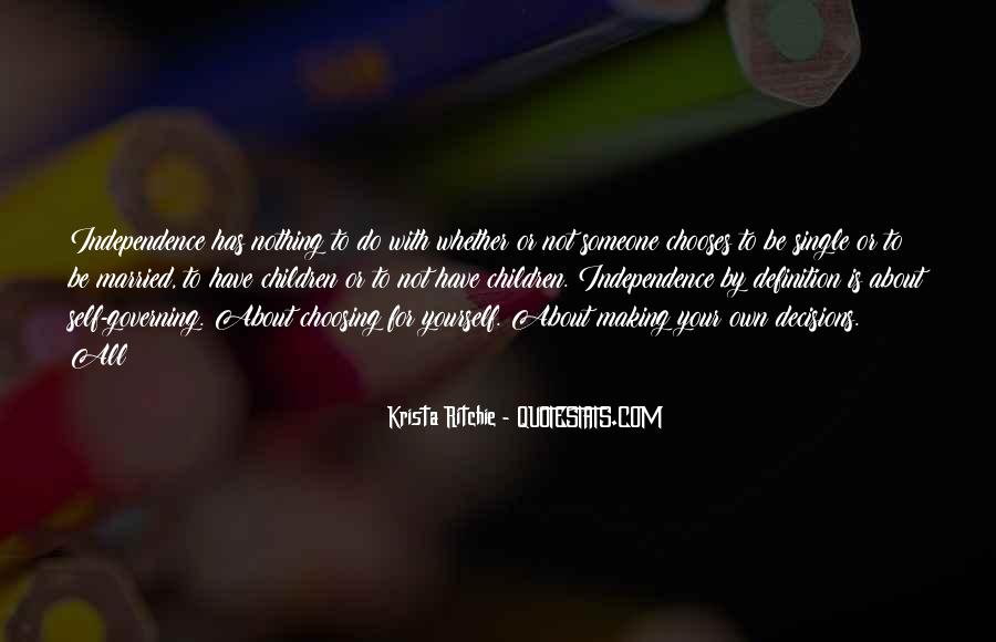 Quotes About Him Choosing Her #16195