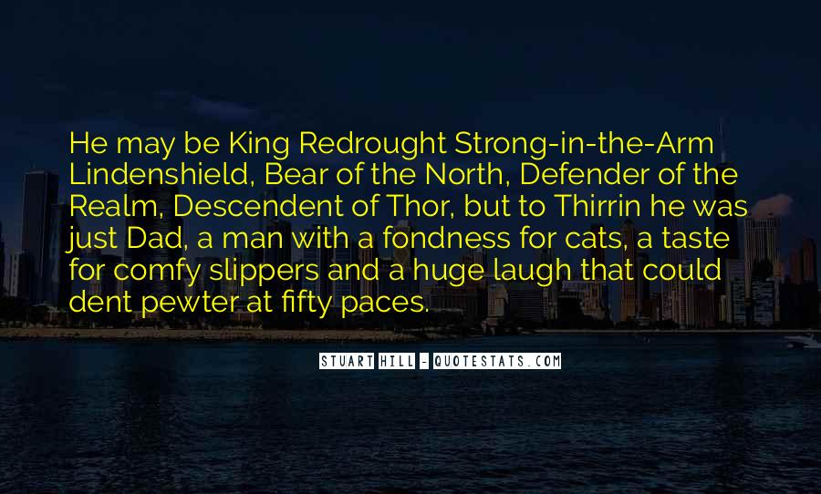Quotes About Having A Strong Man #21777