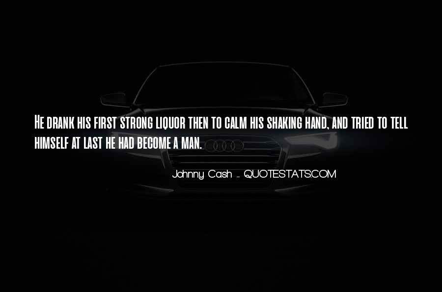 Quotes About Having A Strong Man #8756