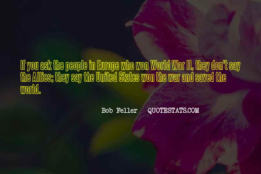 Quotes About Allies In War #1446920