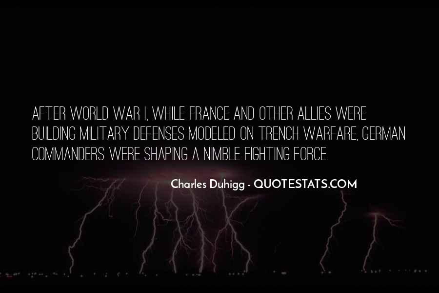Quotes About Allies In War #1724881