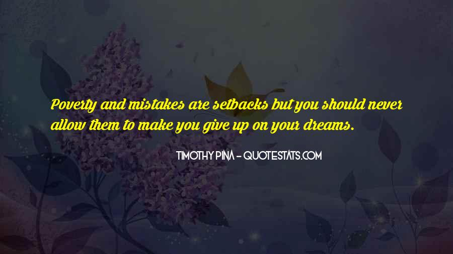 Quotes About Own Up To Your Mistakes #7720