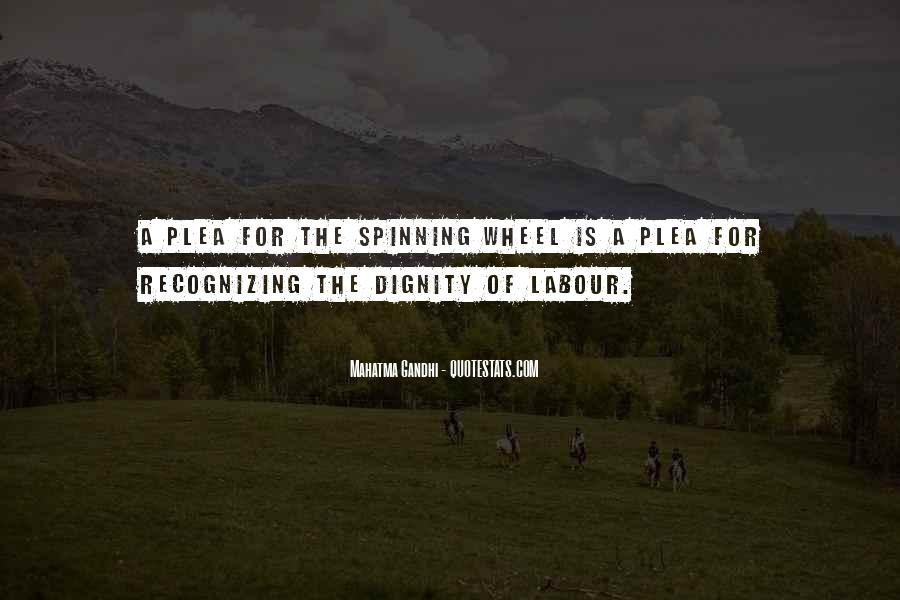 Quotes About Dignity Of Labour #618829