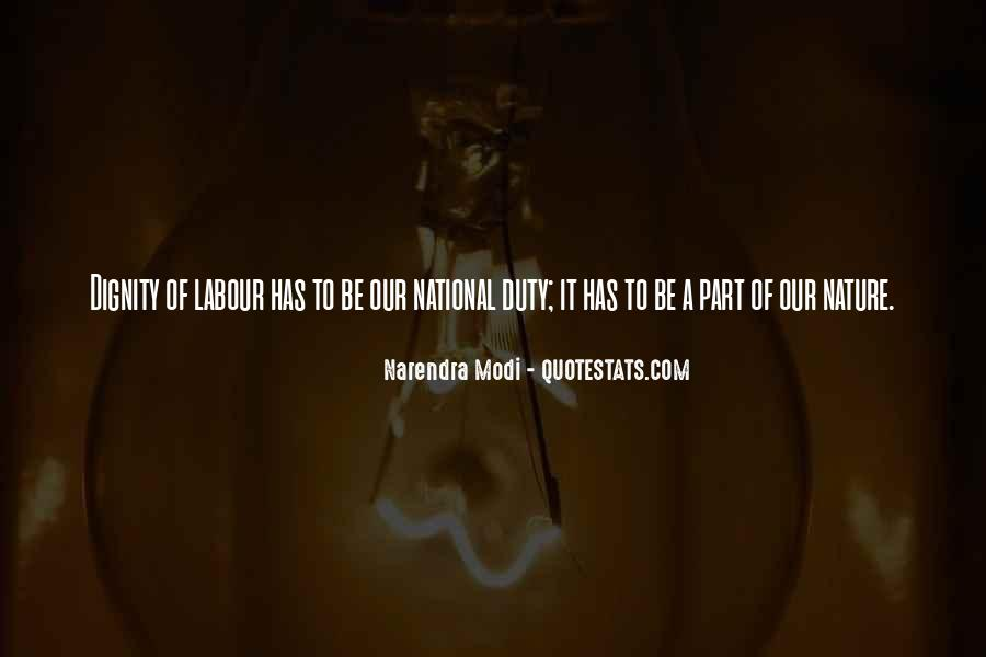Quotes About Dignity Of Labour #778123