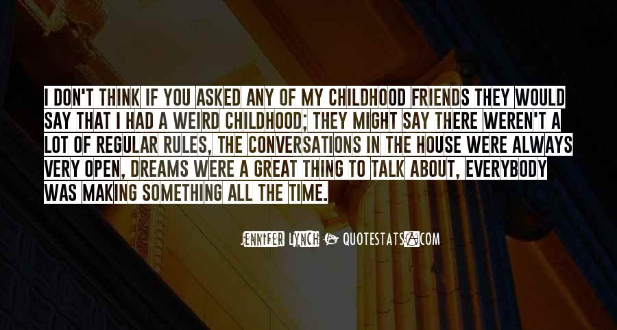 Quotes About Friends Making Time #836750