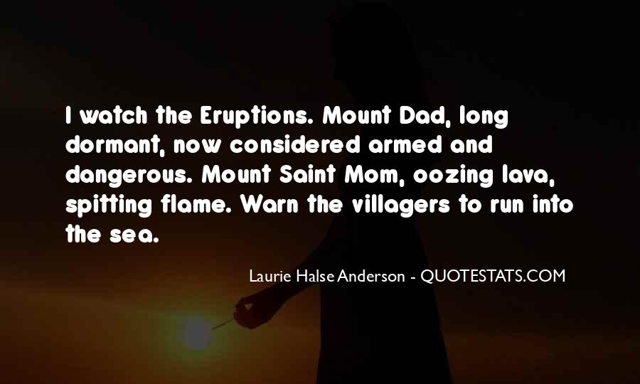 Quotes About Lava #1418895