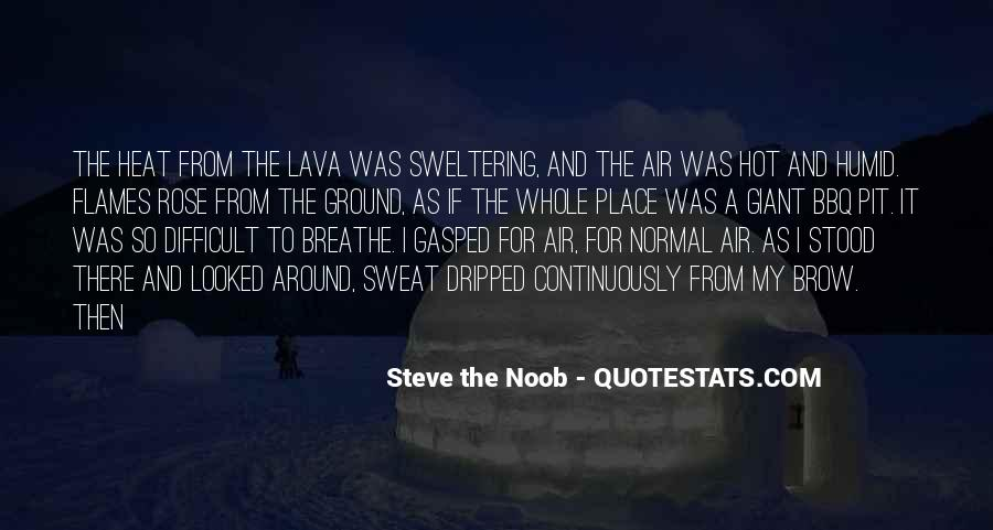 Quotes About Lava #687707