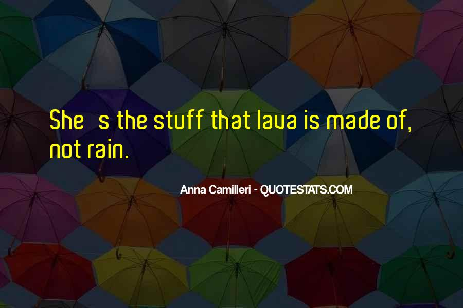 Quotes About Lava #858232