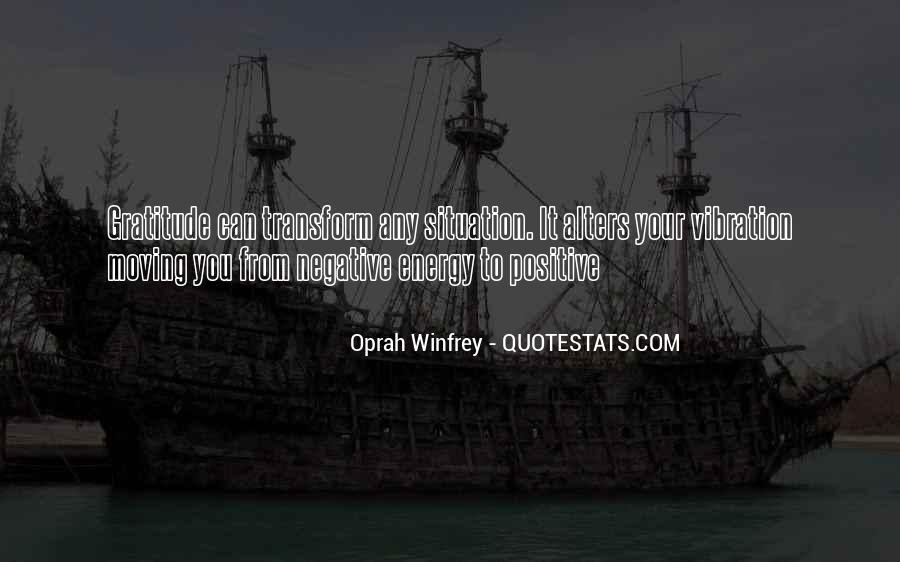 Quotes About Energy And Vibration #991094