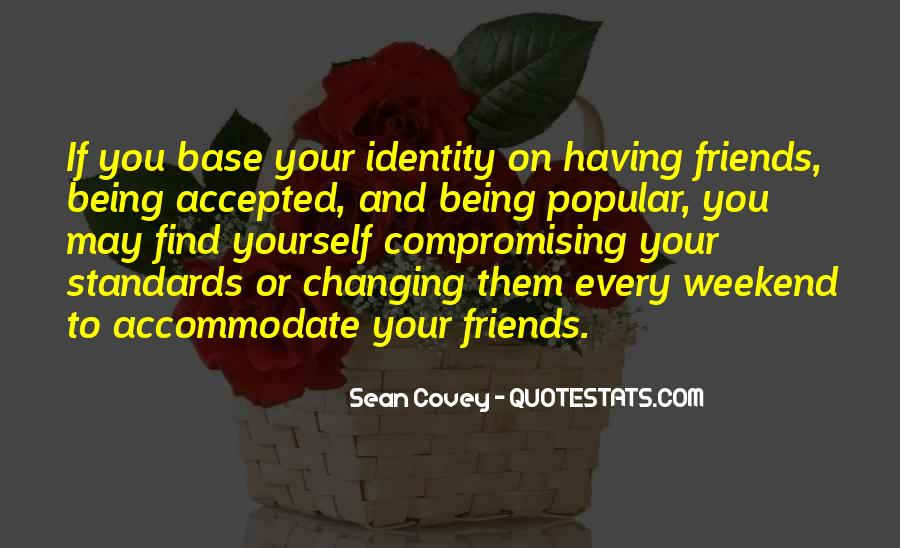 Quotes About Friends Changing #1822678