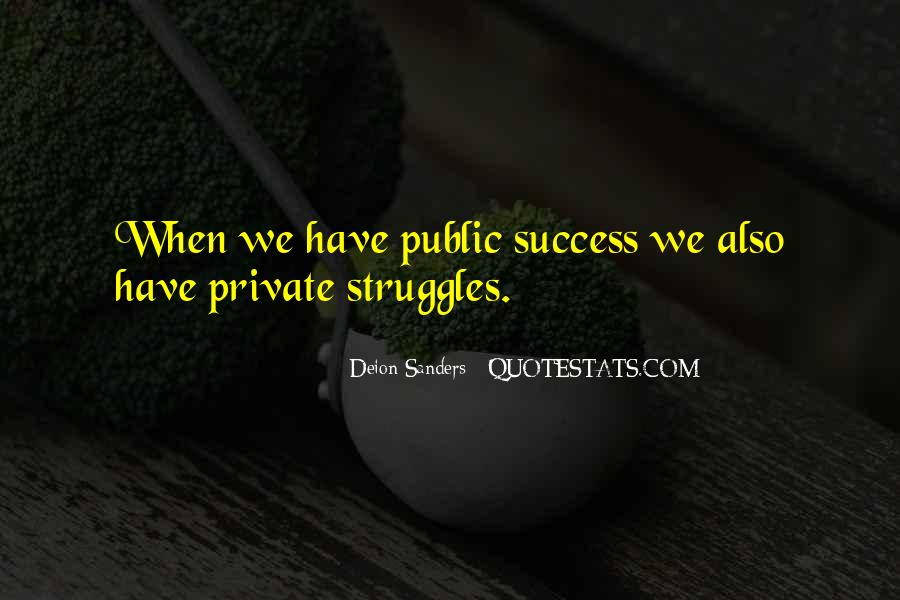 Quotes About Struggles #124962